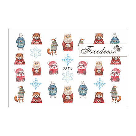 Купить Freedecor, 3D-слайдер №116