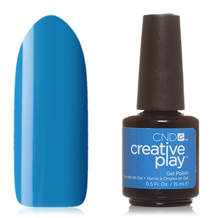 CND, Creative Play Gel №493, Aquaslide