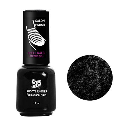 Купить Brigitte Bottier, Гель-лак Shell Nails №946, Wella Professionals, Черный