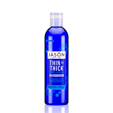JASON, Кондиционер Thin To Thick Extra Volume, 227 г