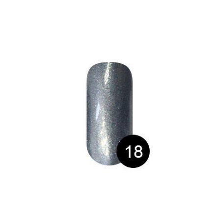 TNL, Втирка «Северное сияние» №18, белое золотоВтирка для ногтей<br>Втирка для создания оригинального зеркального маникюра (2 г).<br>