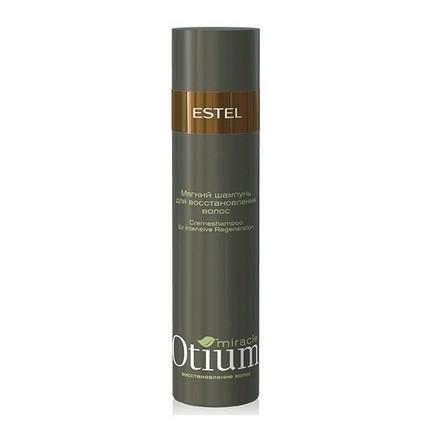 Estel, Мягкий шампунь Otium Miracle, для восстановления волос, 250 мл