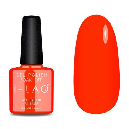 Купить I-LAQ, Гель-лак №023, Оранжевый