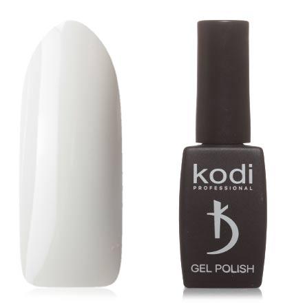 Купить Kodi, Гель-лак №30BW, Kodi Professional, Белый