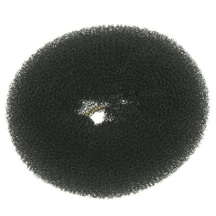 Купить Dewal, Валик-сетка для прически, черный, D=10 см