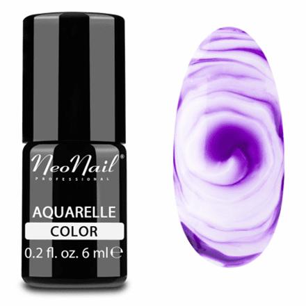Купить NeoNail, Гель-лак Aquarelle №5509-1, Purple, NeoNail Professional, Фиолетовый