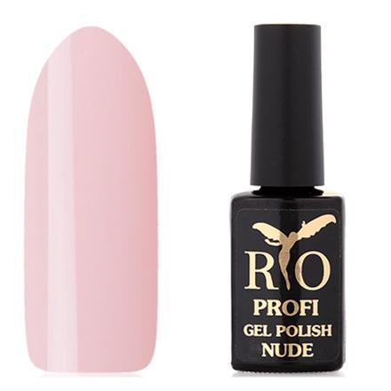 Rio Profi, Гель-лак Nude №4, Нежность ангела rio profi гель лак 83 королевский дракон