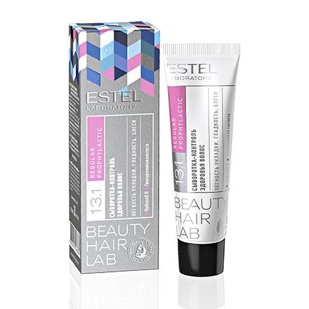 Estel, Сыворотка Beauty Hair Lab, контроль здоровья волос, 30 мл estel шампунь beauty hair lab антистресс для волос 250 мл