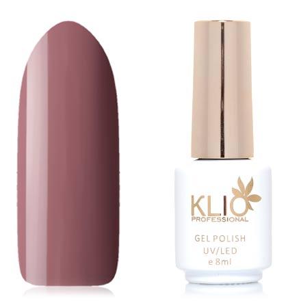 Klio Professional, Гель-лак Total Perfection, №63Klio Professional<br>Гель-лак (8 мл) цвета кофе с молоком, без перламутра и блесток, плотный.<br><br>Цвет: Коричневый<br>Объем мл: 8.00