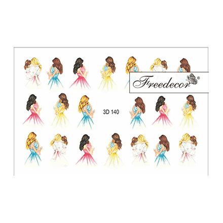 Купить Freedecor, 3D-слайдер №140