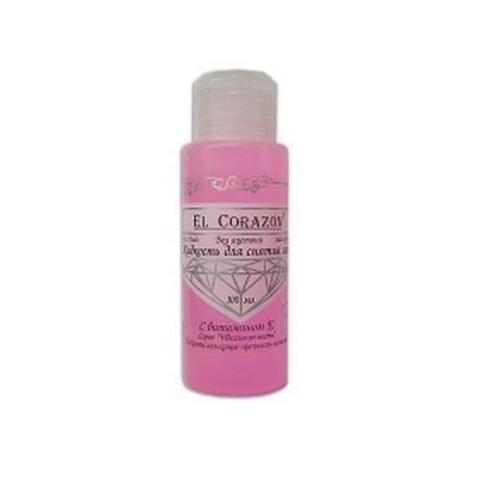 Купить El Corazon, жидкость для снятия лака, 100 мл (без ацетона)