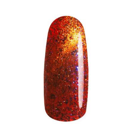 Купить Masura, Лак для ногтей №904-239M, Золотой рог единорога, 3, 5 мл, Красный
