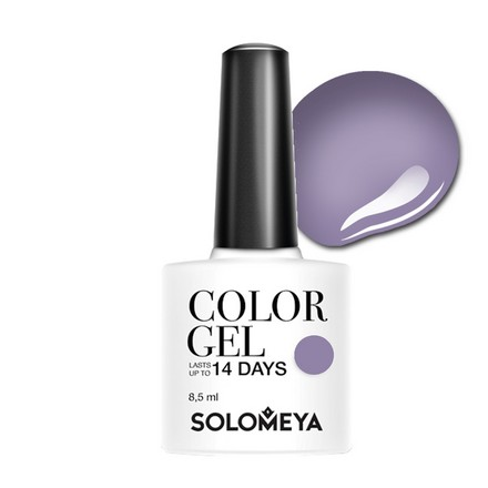 Купить Solomeya, Гель-лак №99, Wet Stone, Wella Professionals, Фиолетовый