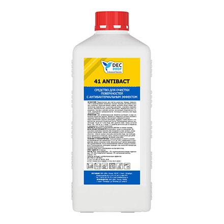 Купить DEC PROF, Средство для очистки поверхностей, 1 л