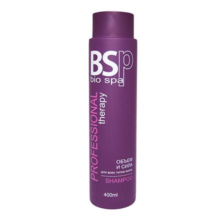 Купить BIO&SPA, Шампунь для волос «Объем и сила», 400 мл