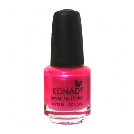 Купить Konad, лак для стемпинга, цвет S14 Pink Pearl 5 ml (розовый с перламутром), Розовый