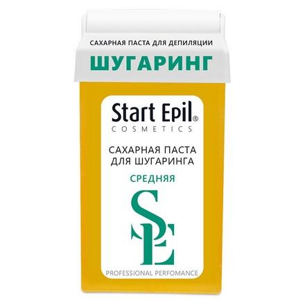 Купить Start Epil, Сахарная паста в картридже, cредняя, 100 г, ARAVIA PROFESSIONAL