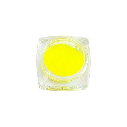 TNL, Флок №06, неоновый желтыйФлок для бархатного маникюра<br>Флок для создания бархатного маникюра (2 г).<br>