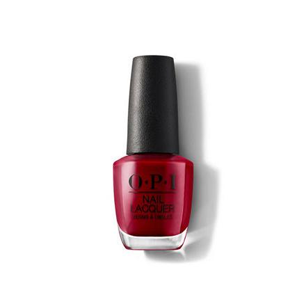 Купить OPI, Лак для ногтей Classic, Amore At The Grand Canal, Красный