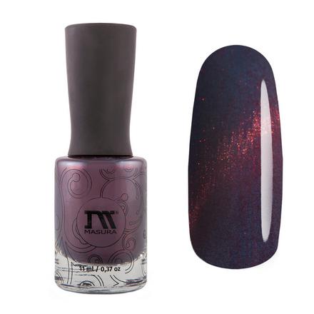 Купить Masura, Лак для ногтей №904-278, Дымчатый пурпур, 11 мл, Фиолетовый
