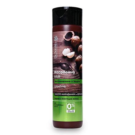 Dr. Sante, Шампунь для волос Macadamia, 250 мл  - Купить