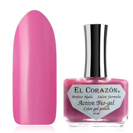 Купить El Corazon Лечебная Серия Цветной Биогель, № 423/256, Розовый