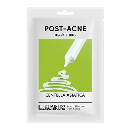 Купить L'Sanic, Маска для лица с экстрактом центеллы азиатской, 25 мл