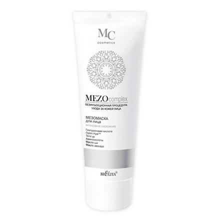 Купить Белита, Маска для лица Mezocomplex «Интенсивное омоложение», 100 мл