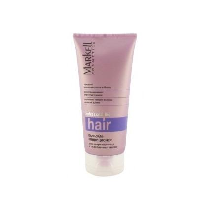Markell, Бальзам-кондиционер для поврежденных и ослабленных волос Professional, 200 мл