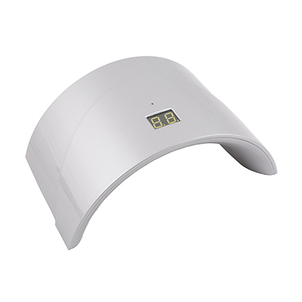 Kosmekka, Лампа UV/LED C16, 24W, серебряная