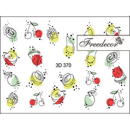 Купить Freedecor, 3D-слайдер №370