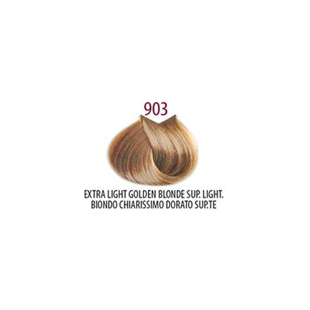 FarmaVita, Крем-краска Life Color Plus 903Краска для волос<br>Цвет: очень светлый золотистый блондин (сильный осветлитель). Объем: 100 мл.