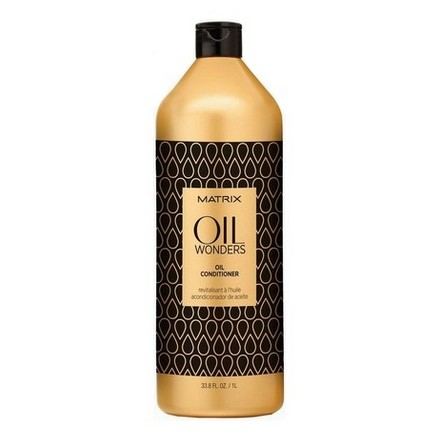 Matrix, Кондиционер, OIL Wonders, 1000 мл matrix кондиционер oil wonders 1000 мл