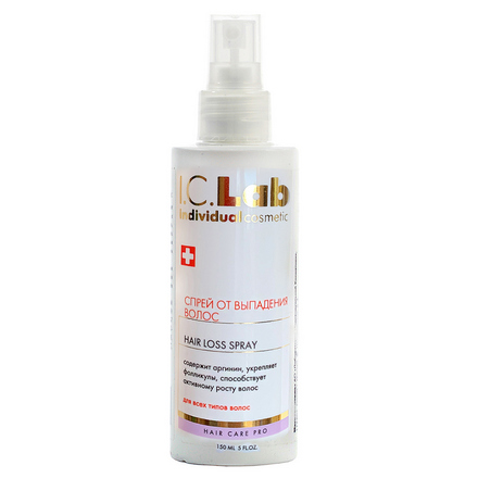 Купить I.C.Lab Individual cosmetic, Спрей от выпадения волос