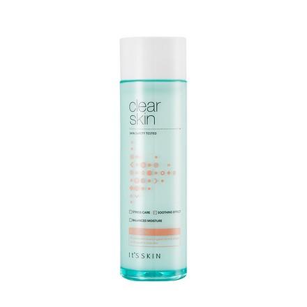 Its Skin, Эмульсия Clear Skin, 140 млСыворотки для лица<br>Эмульсия для проблемной кожи увлажняет, уменьшает воспаления.<br>