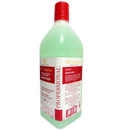 De Lakrua Professional, Жидкость для снятия биогеля, 500 мл