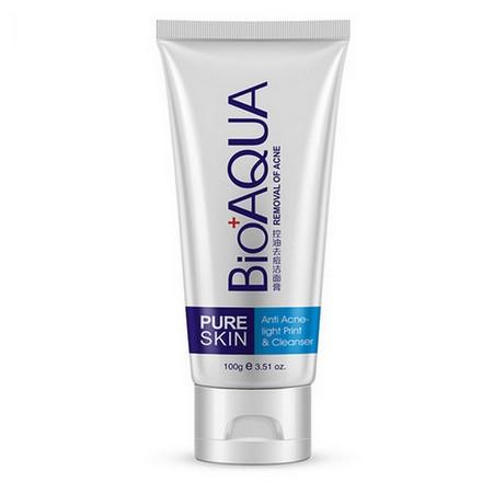 Bioaqua, Пенка для умывания Pure Skin, 100 г