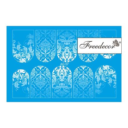 Freedecor, Слайдер-дизайн «Аэрография» №7 freedecor слайдер дизайн аэрография 71