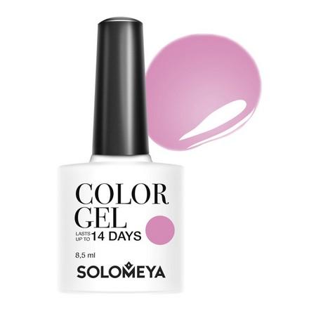 Купить Solomeya, Гель-лак №49, Beret, Wella Professionals, Фиолетовый