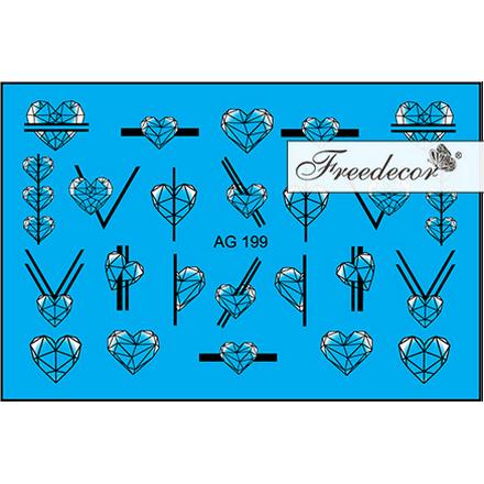 Freedecor, Слайдер-дизайн «Аэрография» №199  - Купить