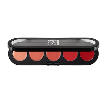 Купить Make-up Atelier Paris, Палитра блесков и помад для губ, тон «Лепесток розы»