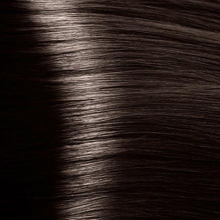 Kapous, Крем-краска для волос Hyaluronic 5.0, светлый коричневый, 100 мл kapous крем краска для волос hyaluronic 5 0 светлый коричневый 100 мл