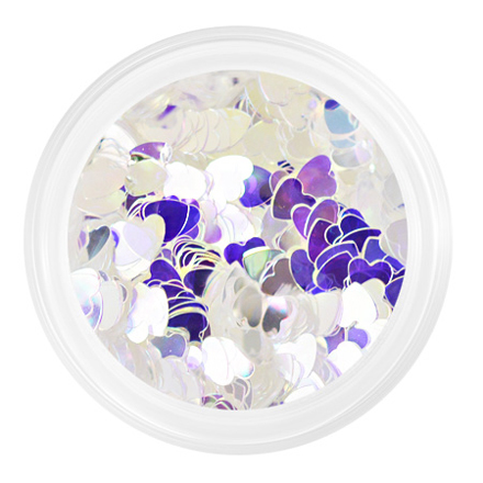Patrisa Nail, Камифубуки «Зеркальная голография» №К59Камифубуки<br>Камифубуки для дизайна ногтей (5 г).<br>