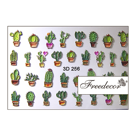 Купить Freedecor, 3D-слайдер №256