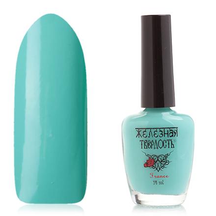 El Corazon, Лак для ногтей «Железная твердость» №418/07El Corazon <br>Лак для ногтей (14 мл) аквамариновый, без блесток и перламутра, плотный.<br><br>Цвет: Синий<br>Объем мл: 14.00