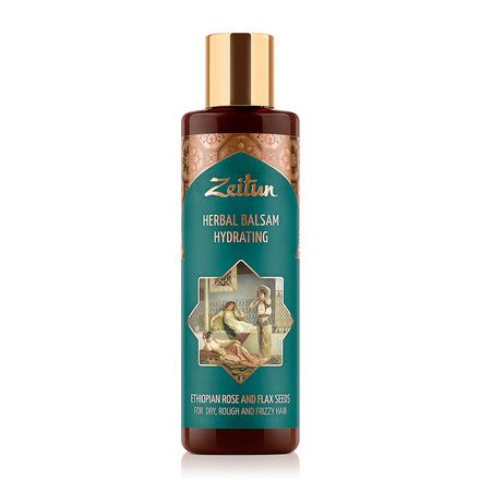 Купить Zeitun, Увлажняющий фитобальзам для сухих, жестких и кудрявых волоc, 200 мл