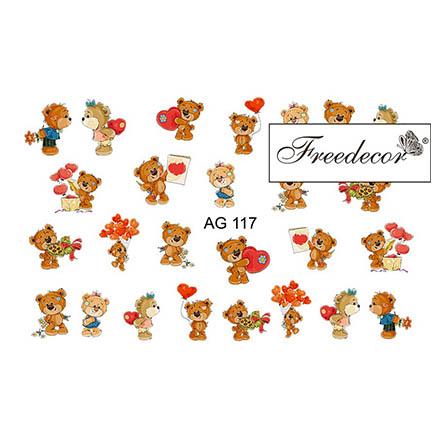 Купить Freedecor, Слайдер-дизайн «Аэрография» №117