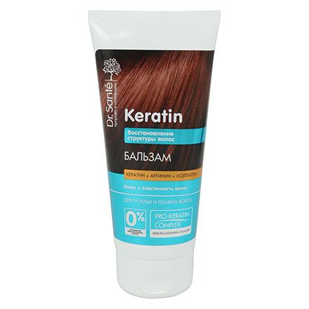 Dr. Sante, Бальзам для волос Keratin, 200 мл фото