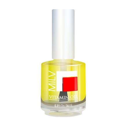 Milv, Масло витаминное для ногтей Лимон