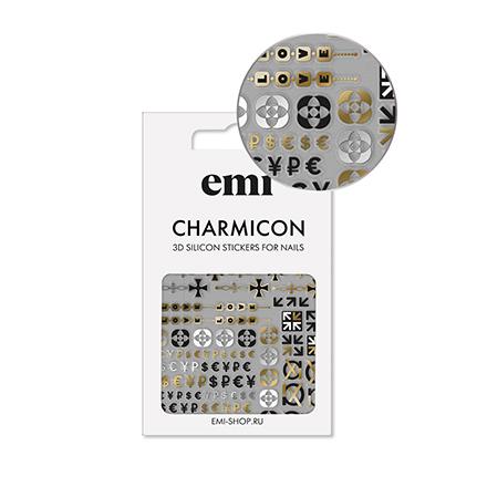 Купить EMI, 3D-стикеры Charmicon №174, Icons